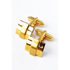 Aranyszínű mandzsettagomb